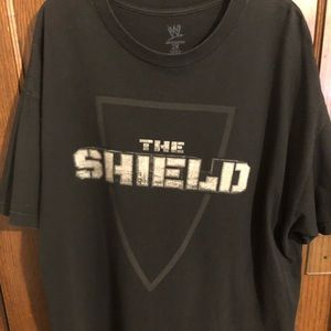 Authentic WWE The Shield Justice Isn't Free Tee